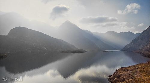 Loch Coruisk Reflections 3