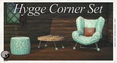 Mainstore release : Hygge Corner Set