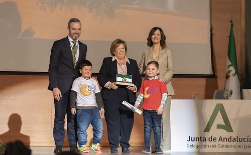 Bandera de Andalucía a los Valores Humanos. Febrero 2020
