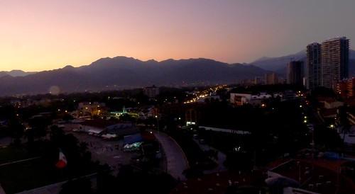 puertovallarta mexico sunrise