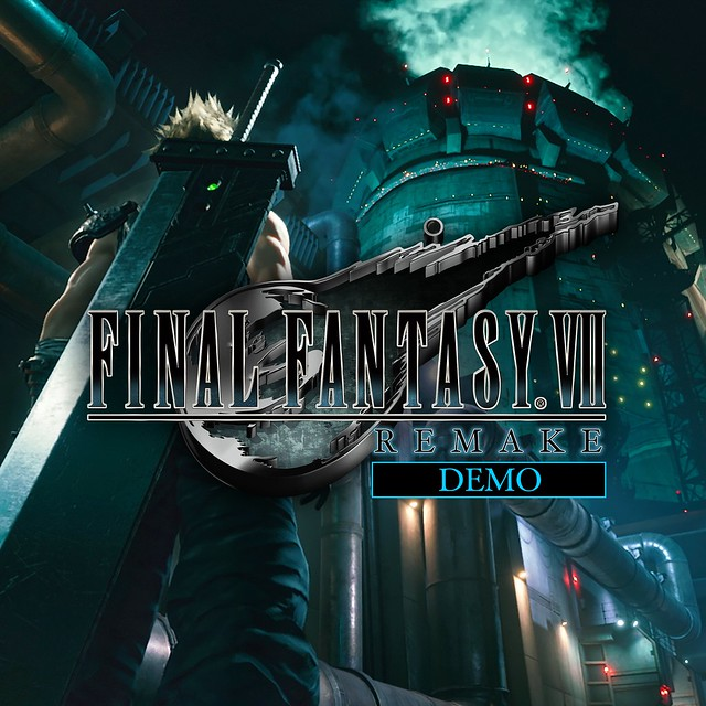 Thumbnail of FINAL FANTASY VII REMAKE DEMO on PS4