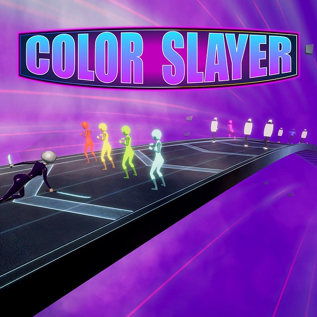 Thumbnail of Color Slayer on PS4