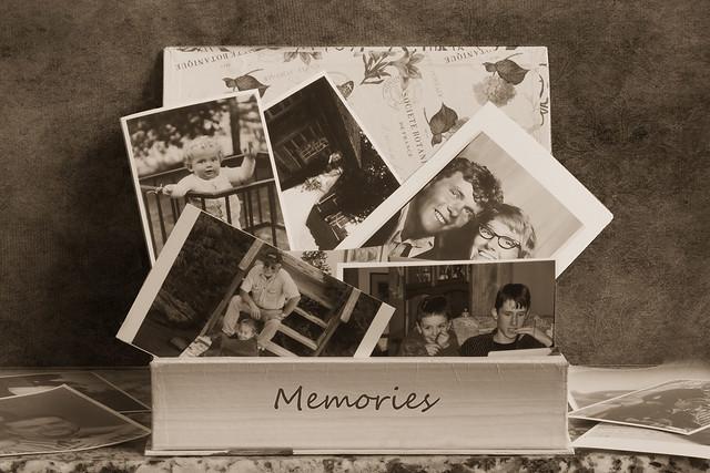 Memories Light The Corners of my Mind