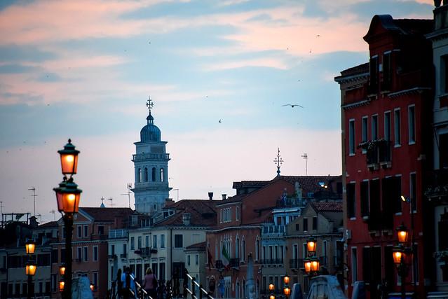 Venice - blue hour