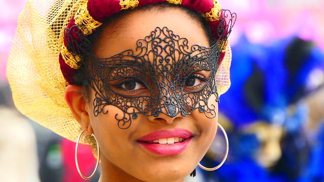 Venice Carnival 2020.