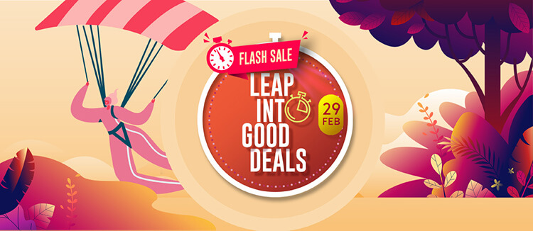 Canon eShop Leap Year 2020 Promotion
