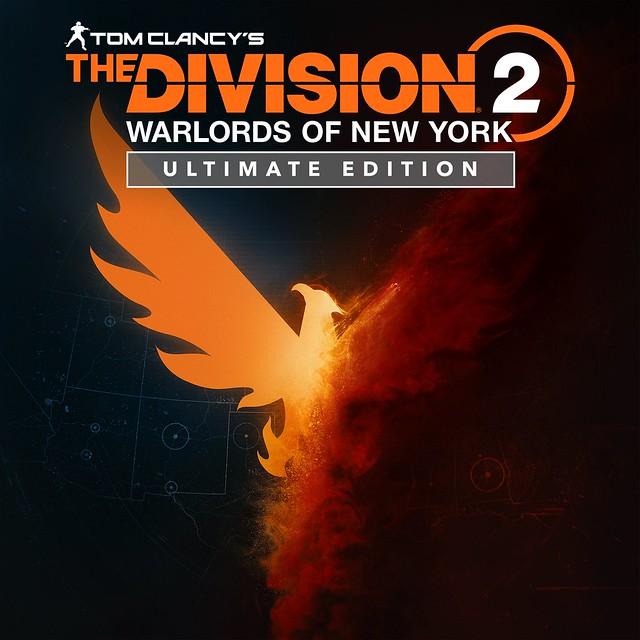 Thumbnail of The Division 2 - Warlords of New York Ultimate Edition on PS4