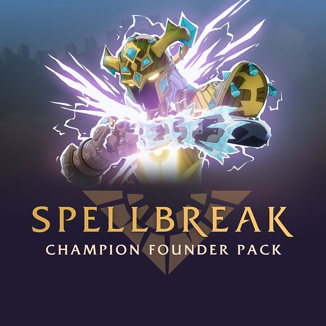 Thumbnail of Spellbreak - Champion Founder Pack on PS4