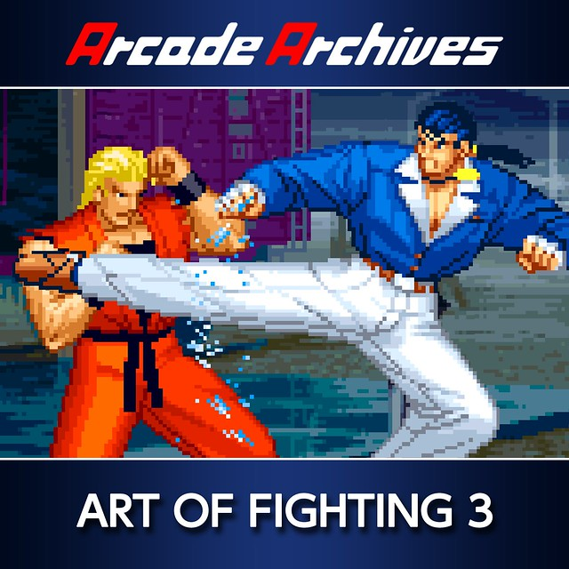 Thumbnail of ACA NEOGEO ART OF FIGHTING 3 on PS4