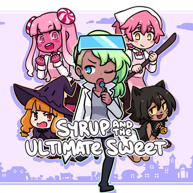 Thumbnail of Syrup and The Ultimate Sweet on PS4