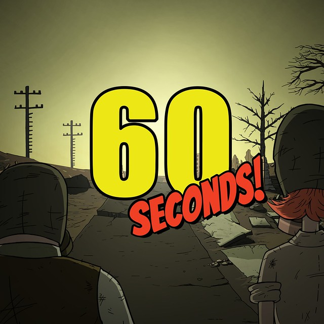Thumbnail of 60 Seconds! on PS4