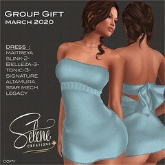 [Selene Creations] Group Gift march 2020