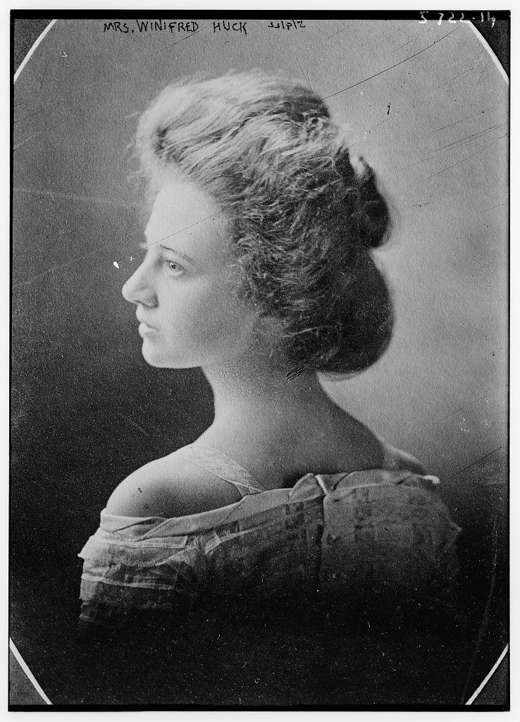 Mrs. Winifred Huck (LOC)