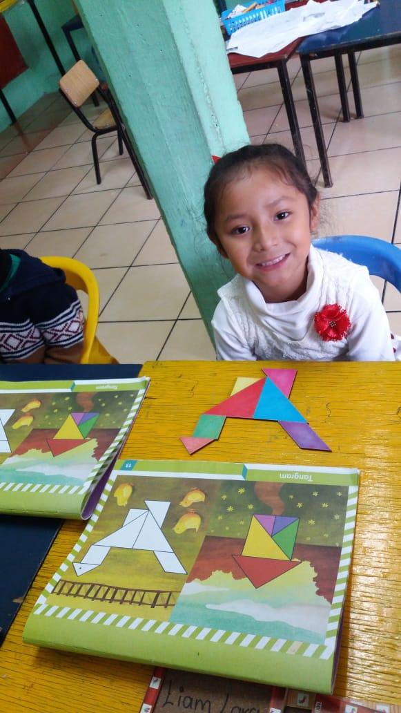 El tangram