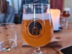 Drinking a Högåsen by Ottsjö Brygghus