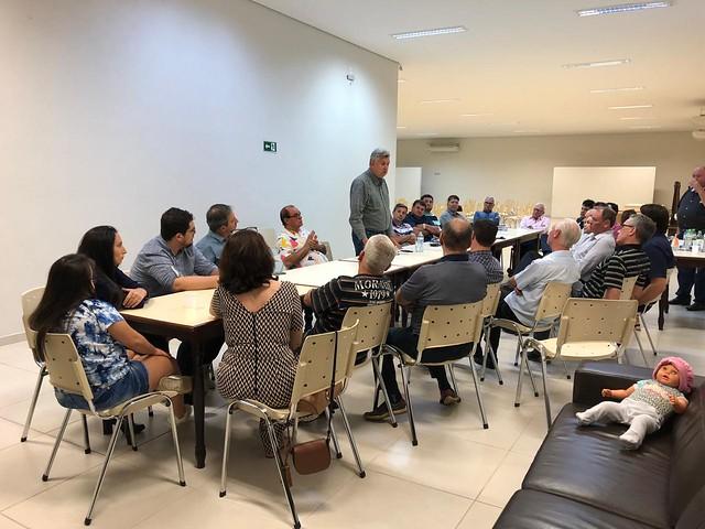 27/02/2020 Reunião Progressistas Santo Ângelo