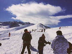 Last day on the slopes of Borovets