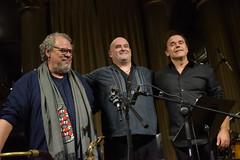 Gavino Murgia et son Trio Mattanza pour Jazzycolors 2019