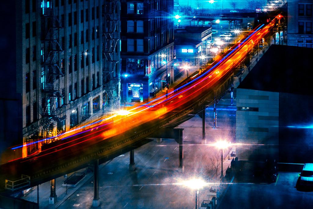 Midnight Chicago