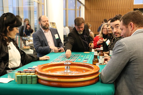 2020 Houston BOMA Foundation Casino Night