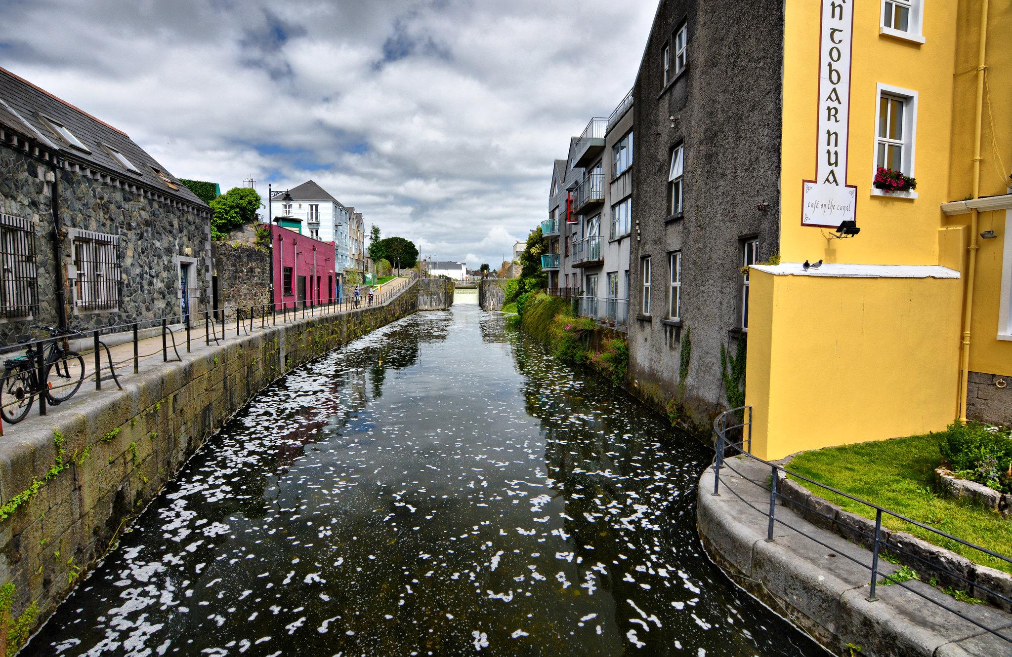 River Corrib, Galway, Ireland