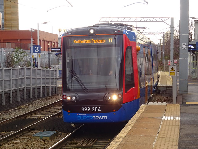 SS 399204 @ Rotherham Central