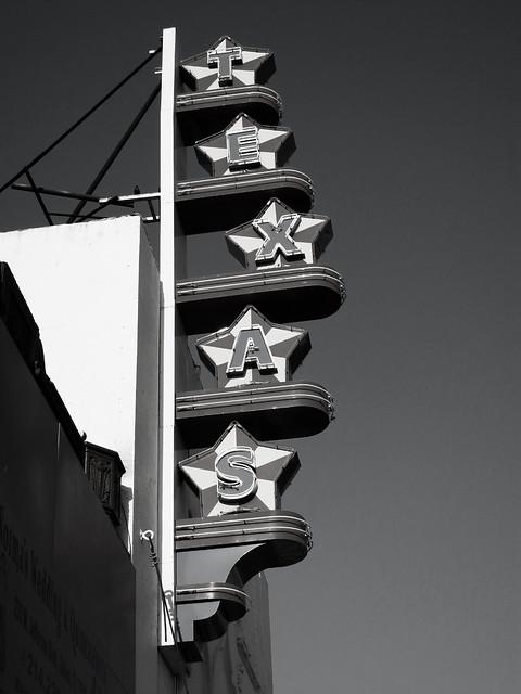 Sunday ride 4/14 Texas Theatre