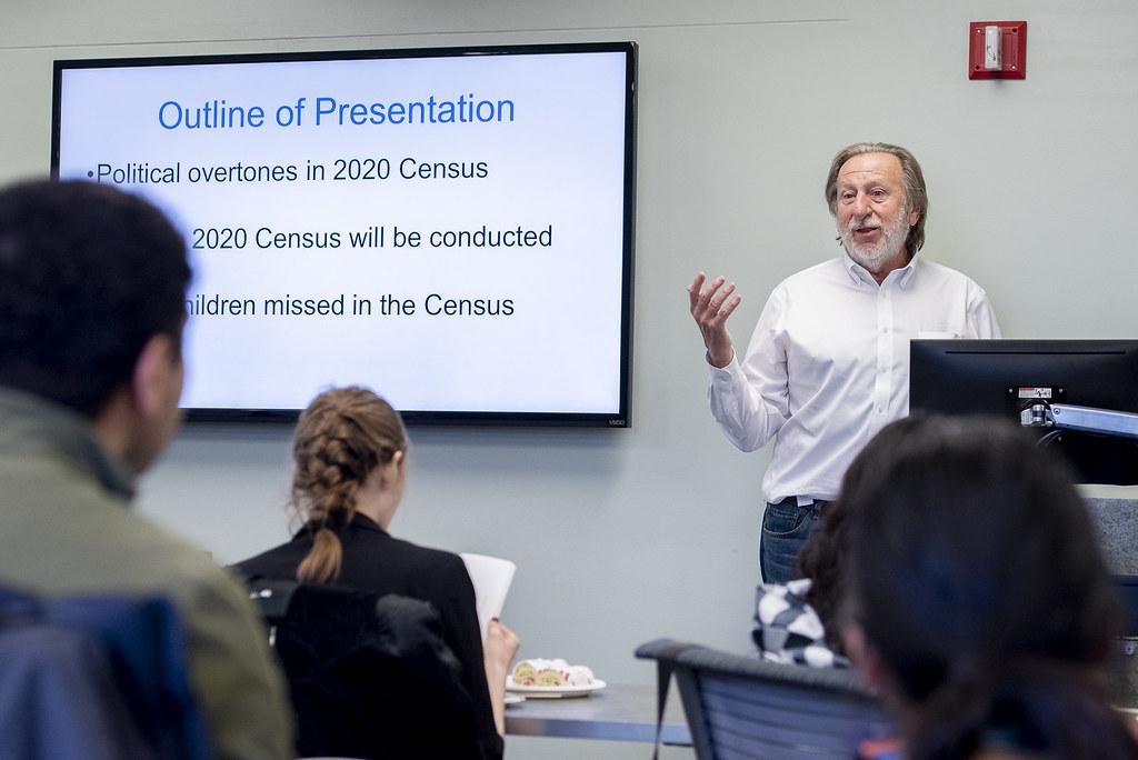 Bill O'Hare lecture