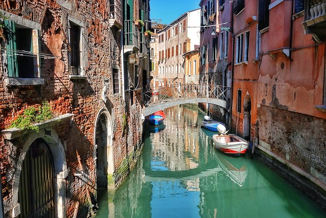 Venice walks!