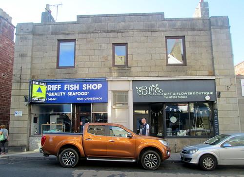 Art Deco Style, Turriff, Aberdeenshire