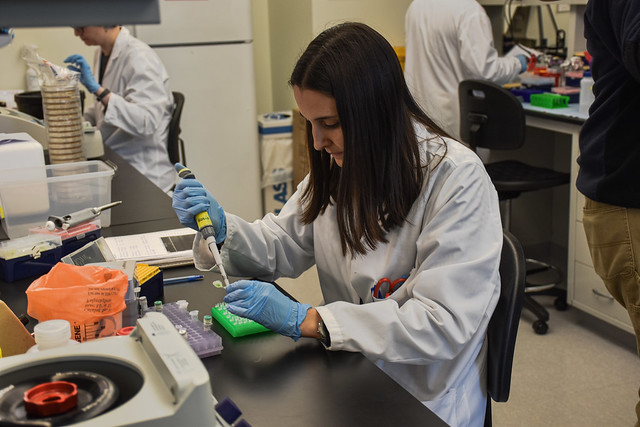 Menendez Tours Lab Developing Coronavirus Test, Calls for Greater Federal Response to Combat Outbreak
