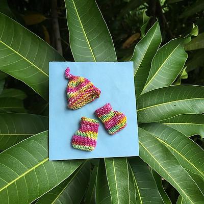 Sandina- Handmade Card for the gift!