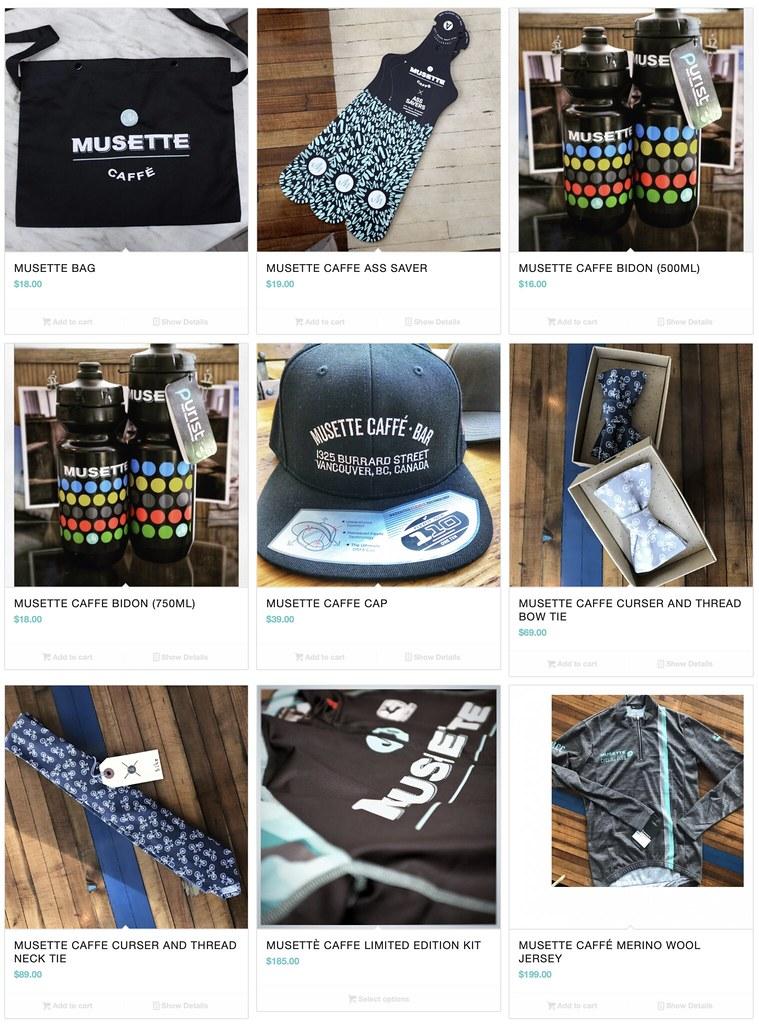 Musette Shop