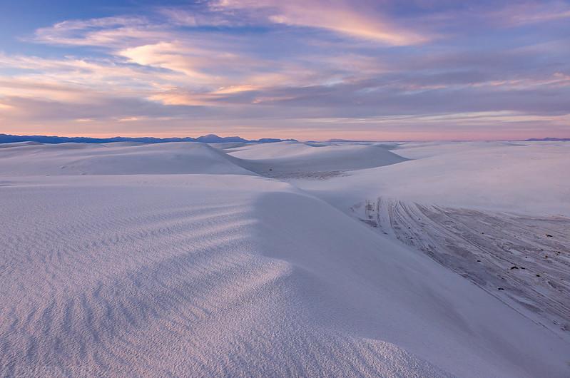 Evening Sand