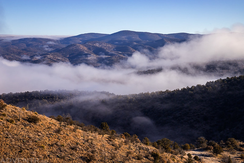 Gila Wilderness Clouds