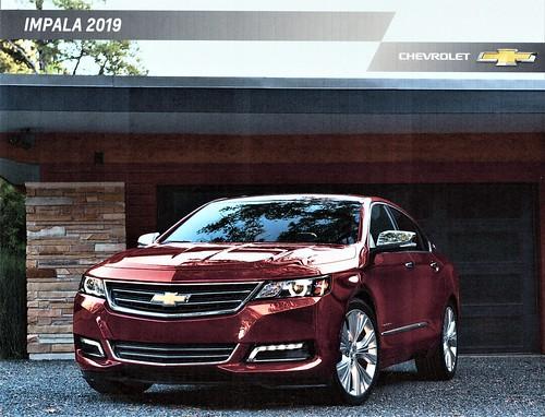 2019-20 Chevrolet Impala Photo