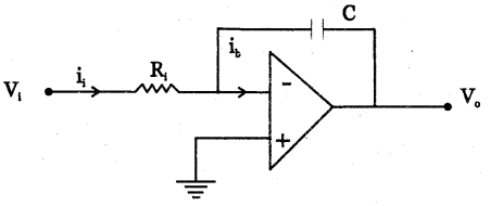 2nd PUC Electronics Question Bank Chapter 5 Operational Amplifiers(OP-Amp)
