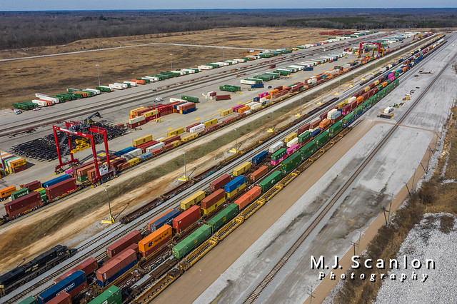NS Rossville Yard | Rossvile, Tennessee