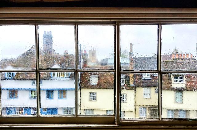 View through a window (Explored #261)