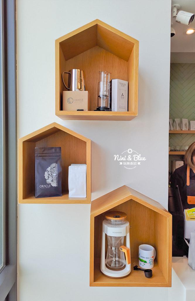 神諭咖啡 大坑咖啡館13