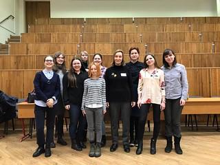 27 и 28 февраля 2020 преподаватели и студенты итальянского семинара Литинститута побывали в МГПУ на Второй международной научно-практической конференции 'Итальянистика в современном мире'.