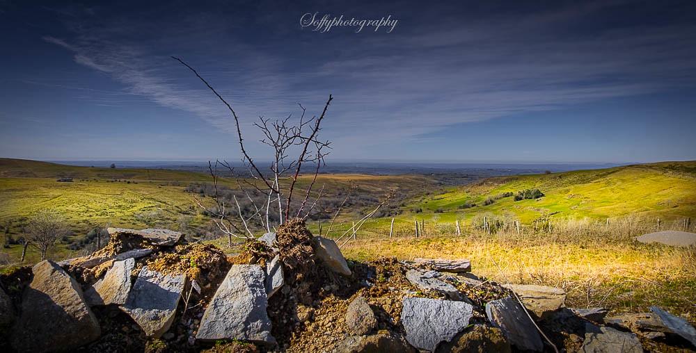 Landscape - Auvergne France
