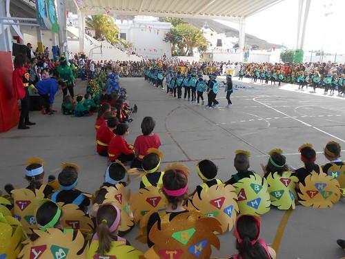 Carnaval en el CEIP César Manrique Cabrera