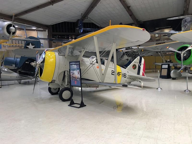 Grumman F3F-2 5