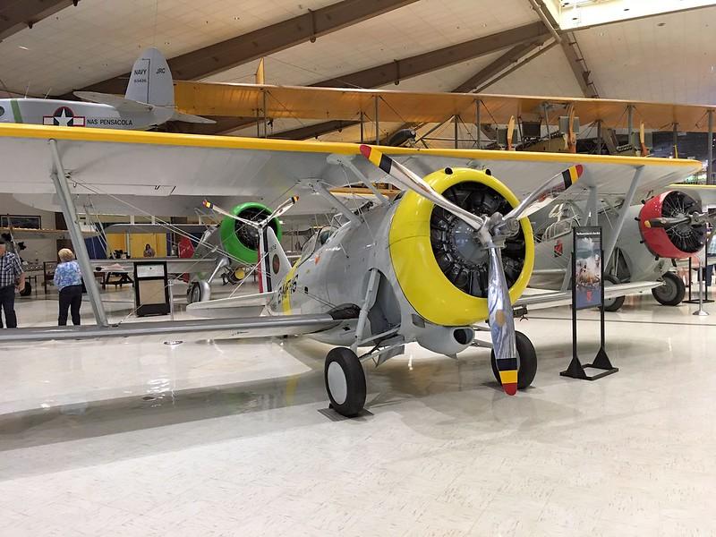 Grumman F3F-2 1