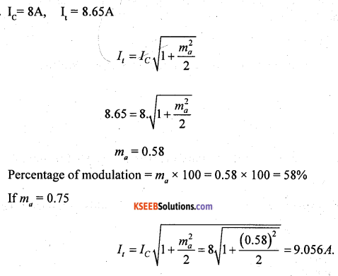 2nd PUC Electronics Previous Year Question Paper March 2019 11