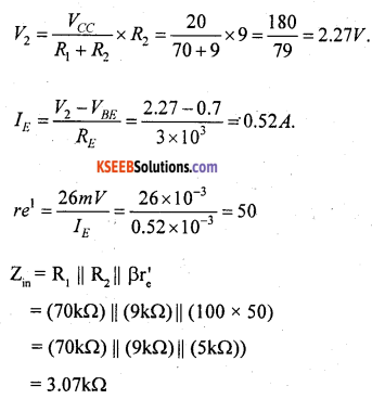 2nd PUC Electronics Previous Year Question Paper March 2019 7