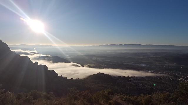 2018-12-30 Tradicional Caminada a Montserrat