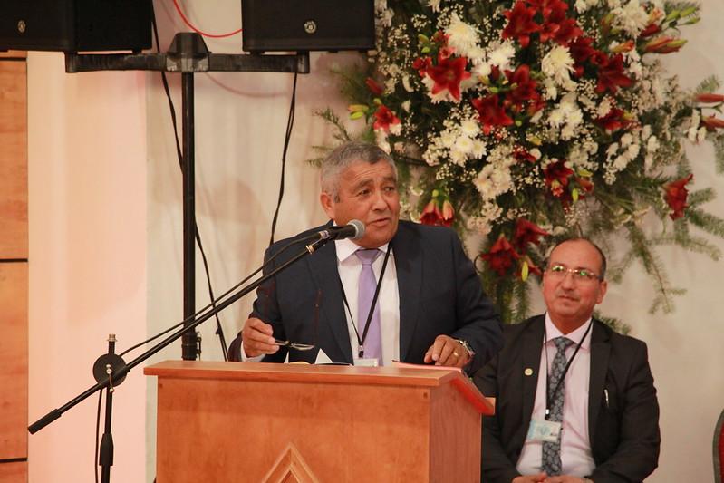 """""""El Dios de ayer es el mismo de hoy"""": Devocional de Pastores 111° Conferencia día Viernes"""