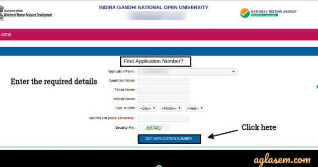 ignou openmat 2020 admit card